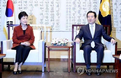 详讯:朴槿惠同意由国会荐选新总理