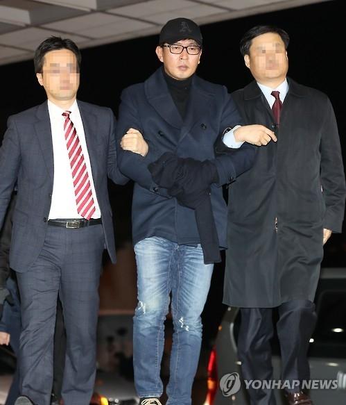 """详讯:韩""""总统亲信干政""""另一涉案人回国被拘"""