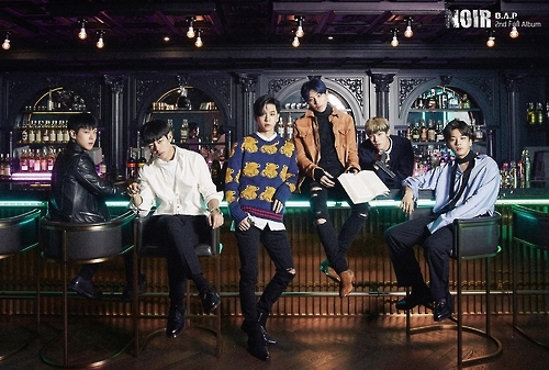 B.A.P再次获选MTV欧洲音乐大奖韩国最佳艺人