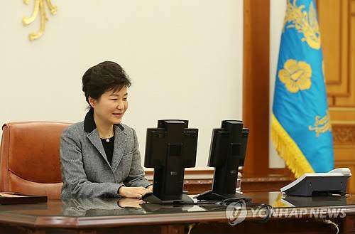 朴槿惠:需提早构建与美国下届政府的合作关系
