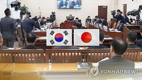 韩日就军事情报协定文案主要内容达成一致