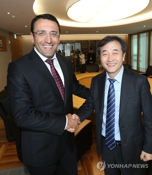 韩联社社长将赴阿塞拜疆出席新闻通讯社国际会议