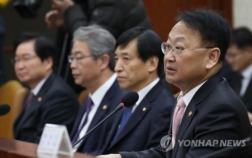 韩财长:特朗普当选美总统或为韩经济带来新机遇