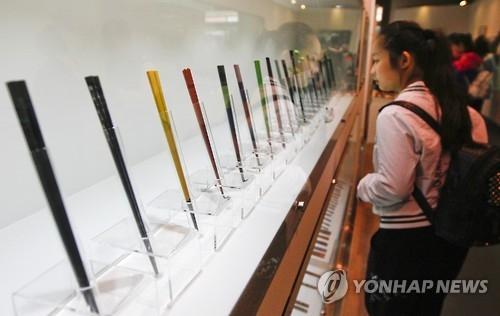 第二届韩中日筷子节在清州拉开帷幕