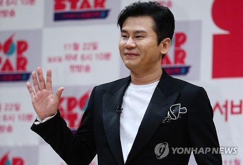 YG娱乐掌门梁铉锡否认与干政门有瓜葛