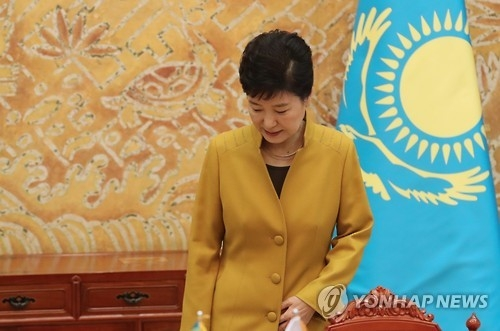 详讯:韩检方最迟将于15-16日调查总统朴槿惠