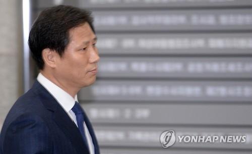 朴槿惠两名心腹就青瓦台文件外泄接受检方调查