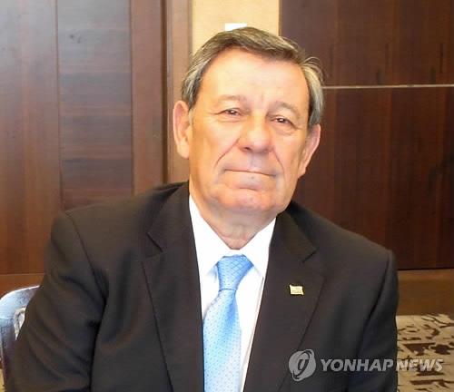 专访乌拉圭外长:对吸引韩企向乌投资兴趣浓厚