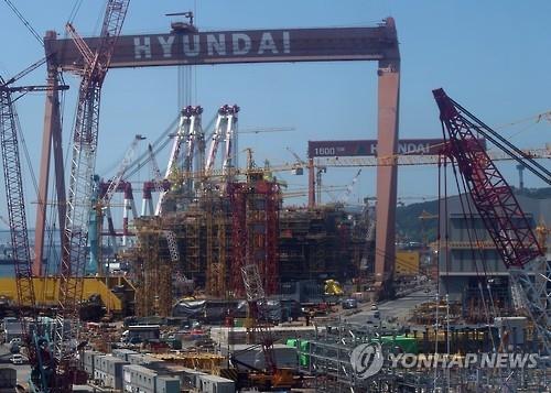 现代重工一分为六 仅保留造船业务