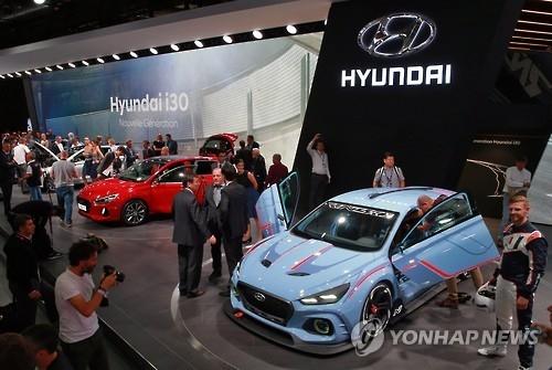 现代起亚汽车在欧销量创新高 市场份额为6.3% - 2