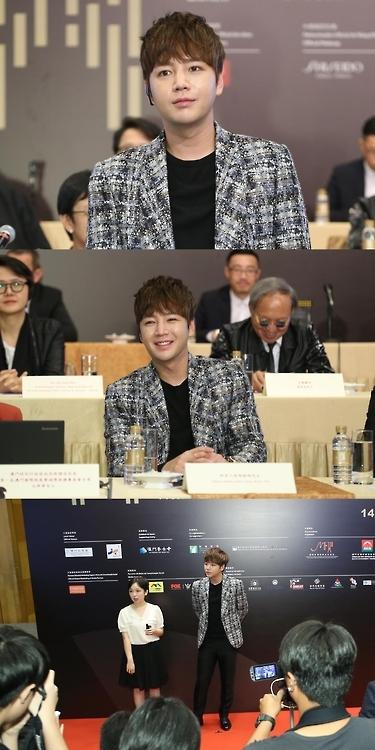 韩星张根硕担任首届澳门国际影展宣传大使