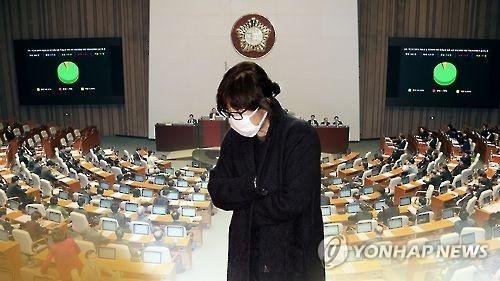 韩政府明将通过亲信门独立检察官任命法案