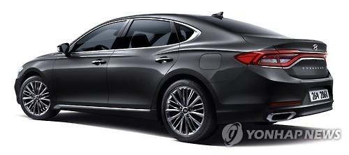 现代汽车第六代新款雅尊正式上市