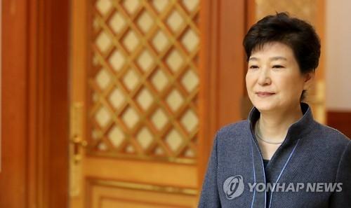 朴槿惠今将批准独立检察亲信门法案 - 2