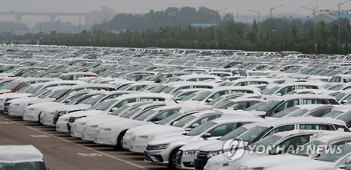 韩政府向进口车开刀 月内公布认证调查结果