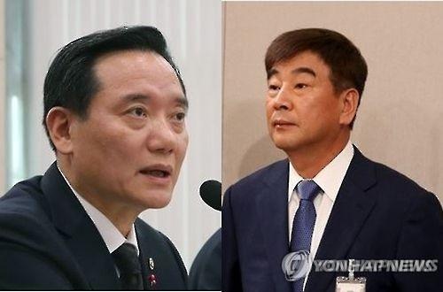 韩政法系统两大主管齐请辞 或为对总统被立案负责