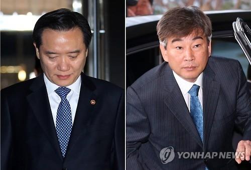 韩青瓦台重申民政首秘请辞意在就亲信门调查负责