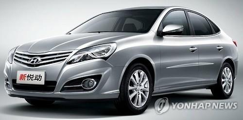 北京现代5款车耐久性排名居首