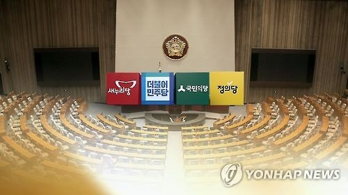 韩反对党拟与执政党联合提交弹劾总统决议