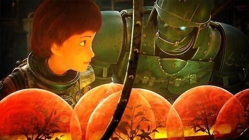韩动画短片《绿灯》在福伊尔影展获奖