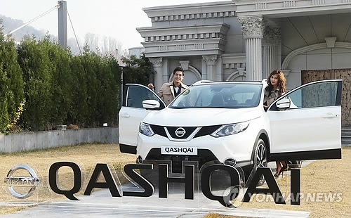日产宝马保时捷6款车型在韩面临停售