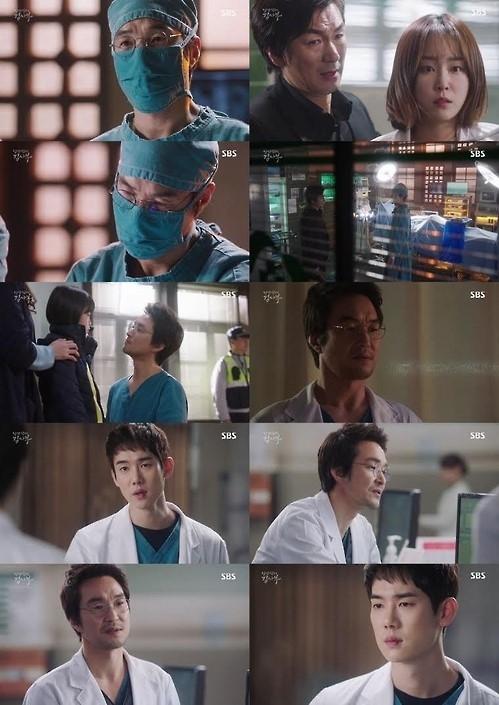 韩剧《浪漫医生》八集收视超20%