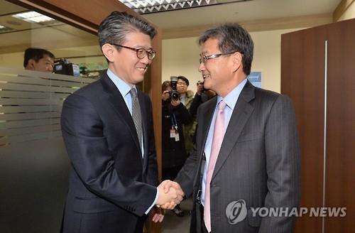 朝核六方会谈韩美日团长拟12月在首尔会晤