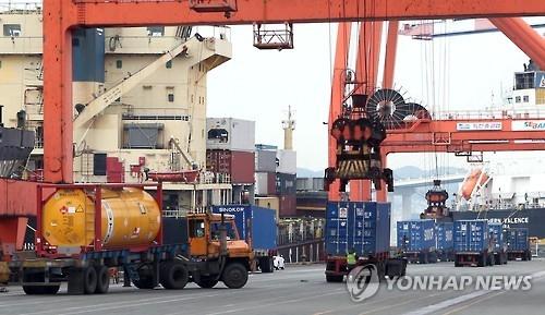 详讯:韩10月国际收支经常项目顺差87.2亿美元