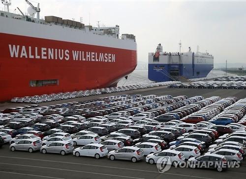 韩五大整车厂商11月全球销量同比增5.6%