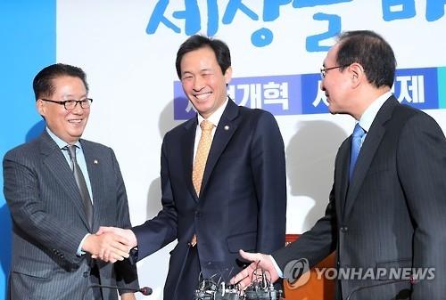 韩反对党决定今提交总统弹劾案争取9日表决