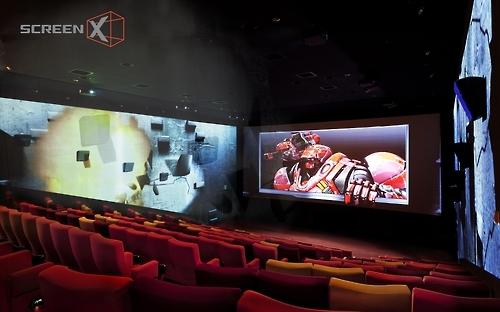 韩CGV星聚汇将与好莱坞合拍270度电影