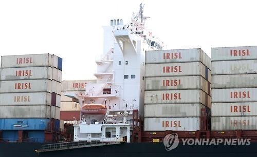釜山伊朗航线重开促港口吞吐量大增