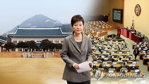 民调:朴槿惠支持率4% 继续徘徊谷底 - 2