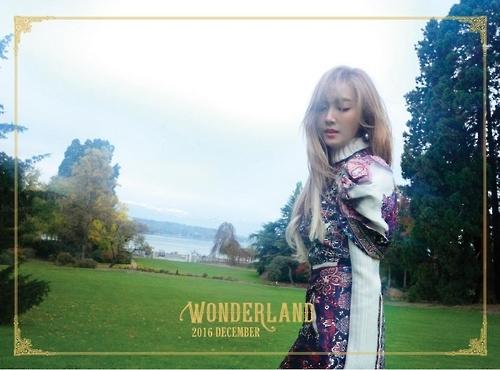 资料图片:Jessica回归预告海报(CORIDEL娱乐提供)