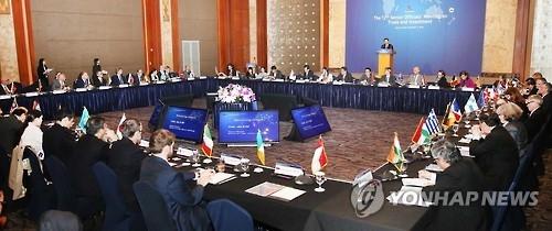 韩政府:亚欧会议成员国支持韩申办经济部长会议