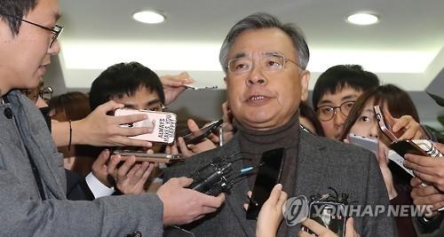 韩亲信门独立检察官:未就助理任命接到青瓦台回复