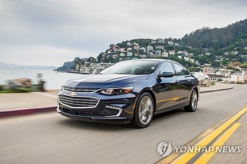 迈锐宝、SM6和K7获评韩2016年最安全车型