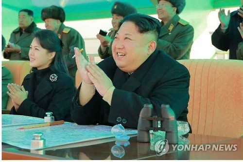 韩政府:尚无法证实金正恩夫人是否产子
