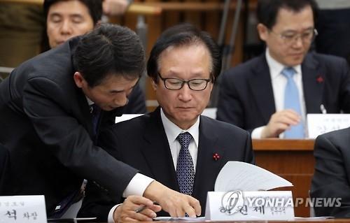 韩总统幕僚:朴槿惠接受新世界党提议明年4月下台
