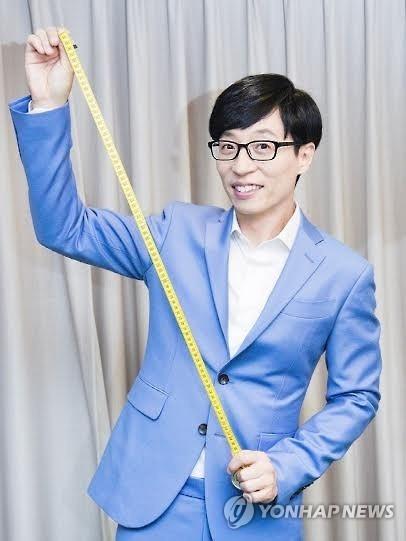 """刘在石连续五年当选韩年度""""最闪亮笑星"""""""
