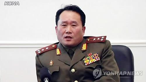 朝鲜党报证实李善权出任对韩统战要职