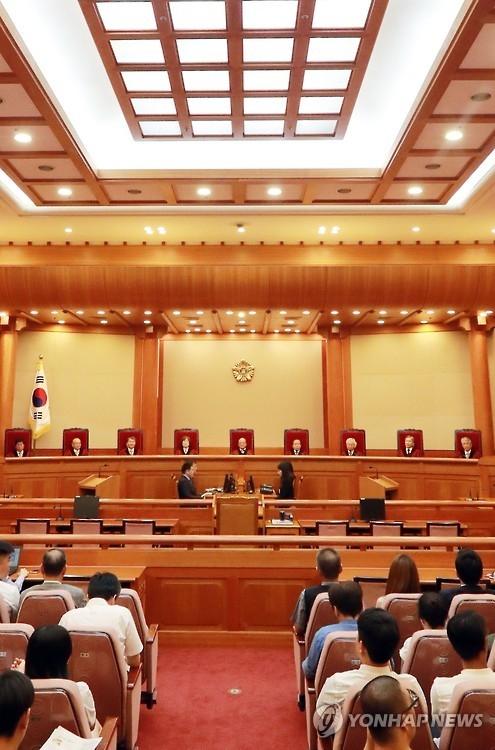 韩宪法法院将审理弹劾案 多数司法专家认为理由充分