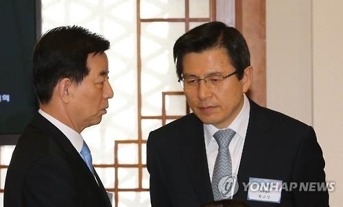韩总理警示朝鲜挑衅风险高 要求全军严阵以待