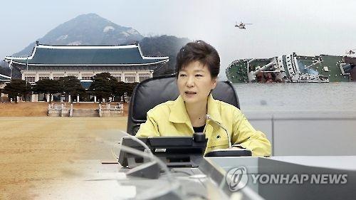 朴槿惠总统职权被停静观民意应对调查