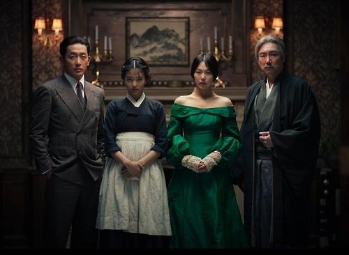 """韩片《小姐》入选英美媒体""""年度最佳电影"""""""