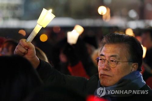 民调:韩下届大选格局三足鼎立 凸显弹劾大浪淘沙