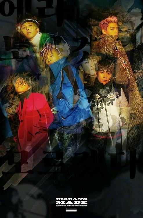 BIGBANG新歌横扫韩主流音乐榜