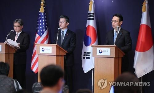简讯:韩美日将严格限制朝鲜煤炭出口