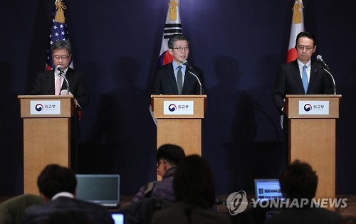 详讯:韩美日力挺安理会限煤令 盼华配合制裁朝鲜