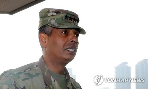 驻韩美军司令:将考虑出动本土战略武器防朝挑衅